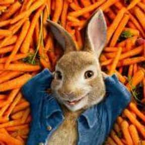 Peter Rabbit is listed (or ranked) 9 on the list The Greatest Rabbit Characters of All Time