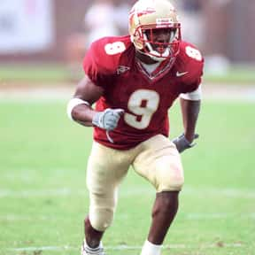 Peter Warrick is listed (or ranked) 3 on the list The Best Florida State Football Players of All Time