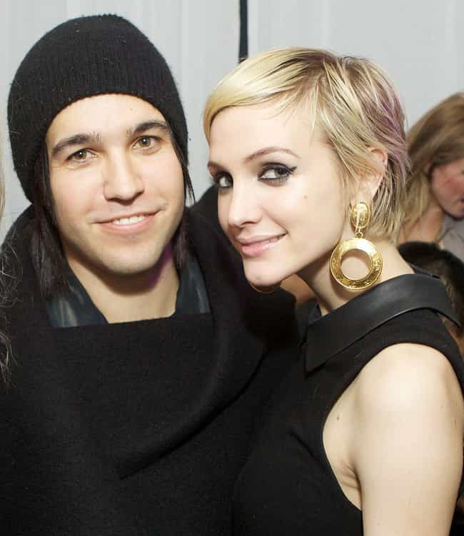 Pete Wentz is listed (or ranked) 3 on the list Ashlee Simpson Loves and Hookups