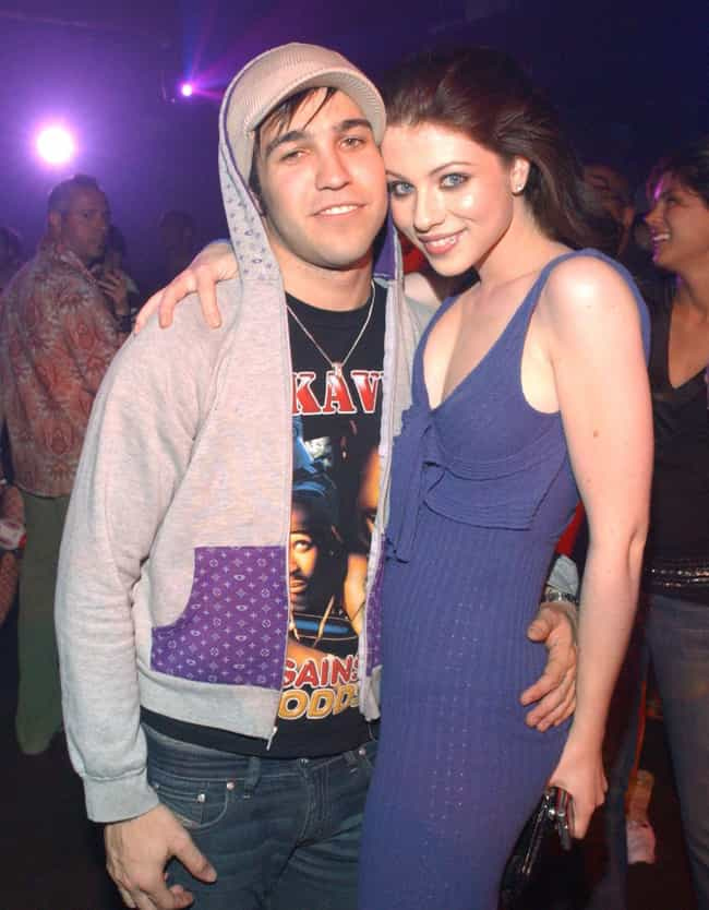 Pete Wentz is listed (or ranked) 8 on the list Michelle Trachtenberg Loves and Hookups