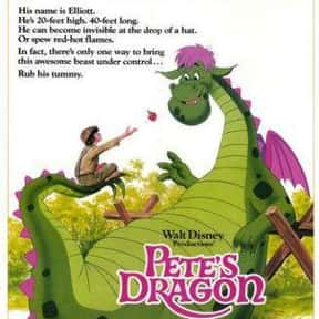 Pete's Dragon is listed (or ranked) 11 on the list The Greatest Classic Films the Whole Family Will Love
