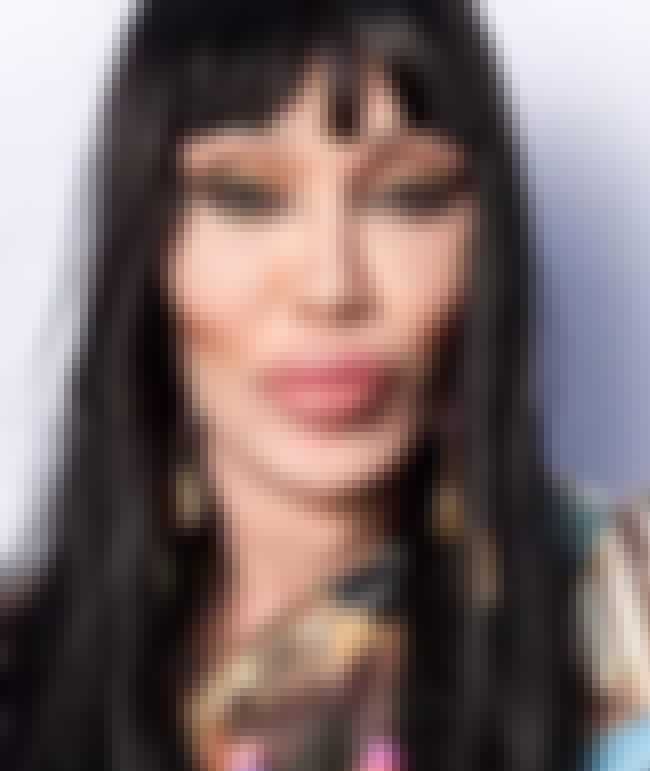 Pete Burns is listed (or ranked) 4 on the list The Most Blatant Celebrity Botox