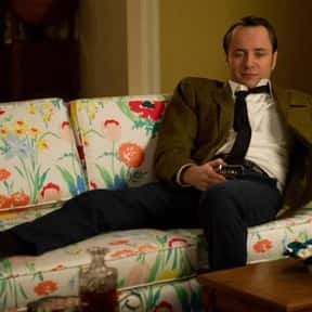 Pete Campbell is listed (or ranked) 21 on the list Which Characters Are So Annoying That They Almost Make Your Favorite TV Shows Unwatchable?