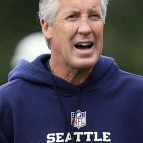 Pete Carroll is listed (or ranked) 21 on the list The Best NFL Head Coaches to Have a Beer With