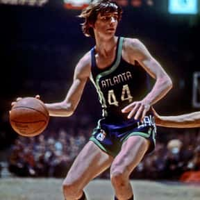 Pete Maravich is listed (or ranked) 3 on the list The Best Atlanta Hawks of All Time