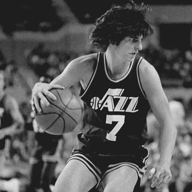 Pete Maravich is listed (or ranked) 2 on the list The Best Athletes Who Wore #7