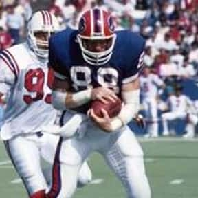 Pete Metzelaars is listed (or ranked) 1 on the list The Best Buffalo Bills Tight Ends Of All Time