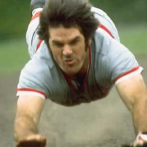 Pete Rose is listed (or ranked) 2 on the list The Best Baseball Players NOT in the Hall of Fame