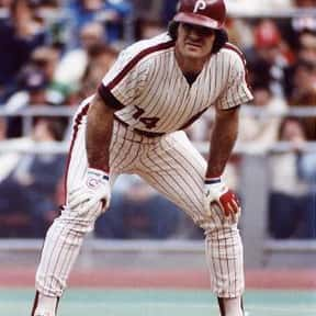 Pete Rose is listed (or ranked) 7 on the list The Best Philadelphia Phillies Of All Time