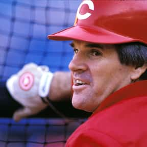 Pete Rose is listed (or ranked) 6 on the list List of Famous Baseball Left Fielders