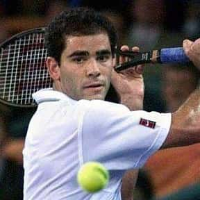Pete Sampras is listed (or ranked) 14 on the list The Greatest Male Tennis Players of the Open Era
