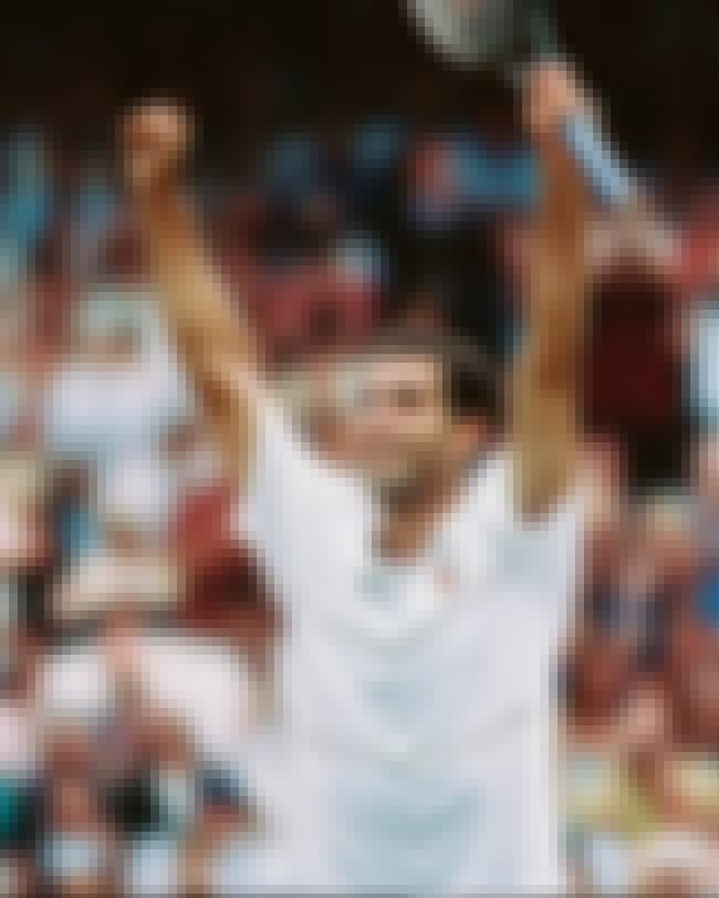 Pete Sampras is listed (or ranked) 4 on the list The Top 5 Male Tennis Players of all Time
