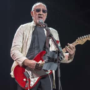 Pete Townshend is listed (or ranked) 9 on the list Famous Guitarists from England