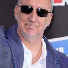 Pete Townshend is listed (or ranked) 6 on the list Celebrities You Don't Want to See Get Older
