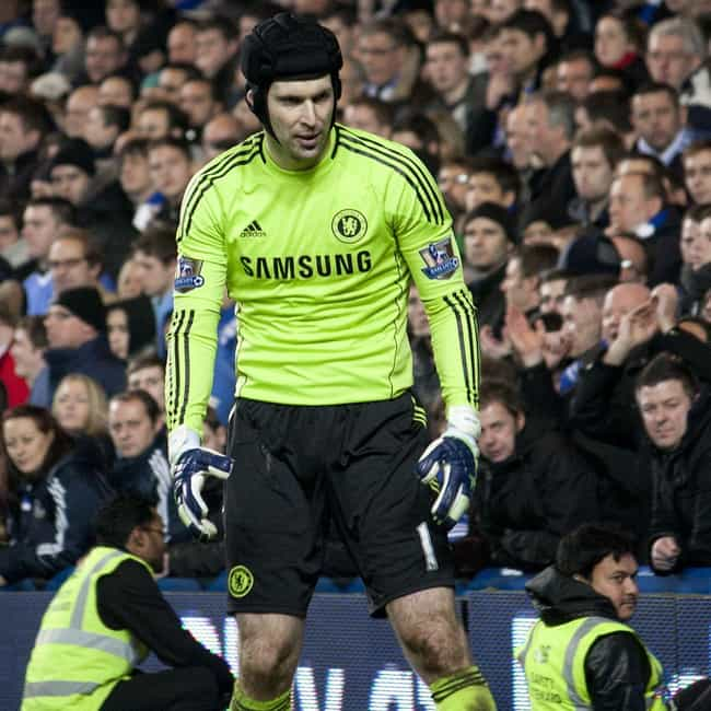 Petr Čech is listed (or ranked) 2 on the list The Best Chelsea Keepers Of All Time