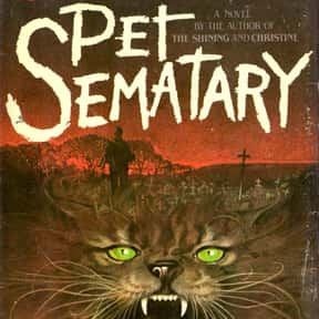 Pet Sematary is listed (or ranked) 2 on the list The Scariest Novels of All Time