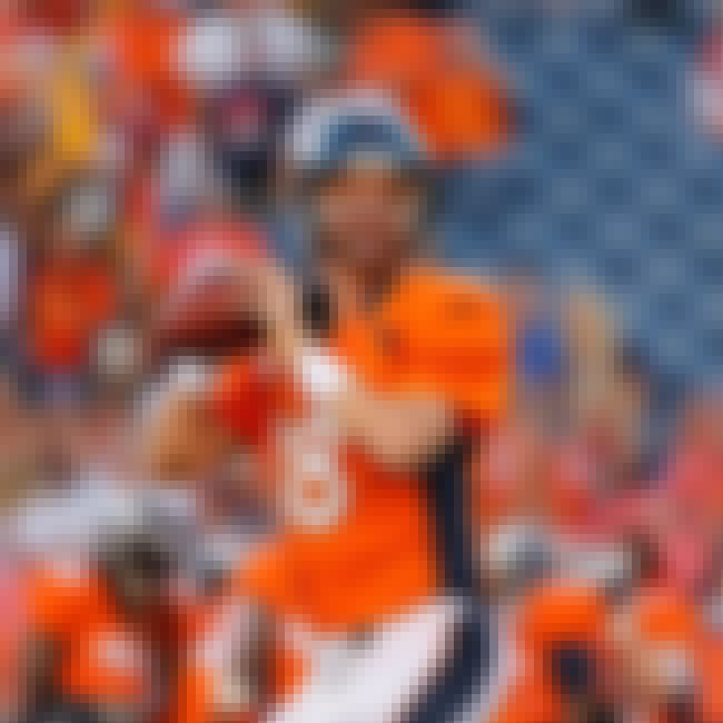 Peyton Manning is listed (or ranked) 3 on the list The Best Fantasy Football Players of 2013