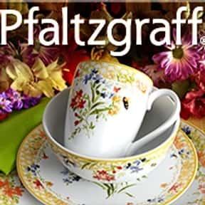 Pfaltzgraff is listed (or ranked) 9 on the list The Best Dinnerware Brands
