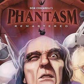 Phantasm: Remastered is listed (or ranked) 1 on the list The Best Sci-Fi Movies On Shudder