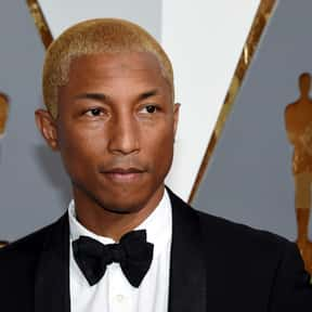 Pharrell Williams is listed (or ranked) 11 on the list The Worst TV Talent Show Judges Of All Time
