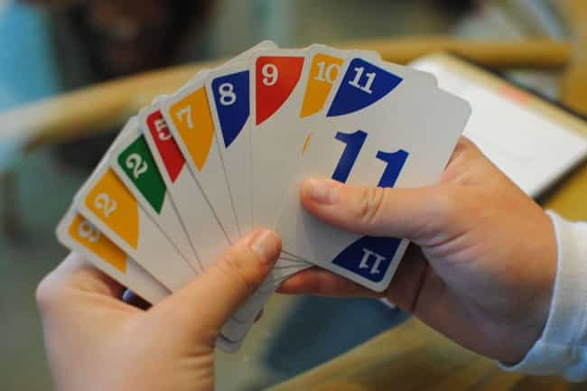 Phase 10 is listed (or ranked) 4 on the list The 12 Best Party Games For Completely Destroying Friendships