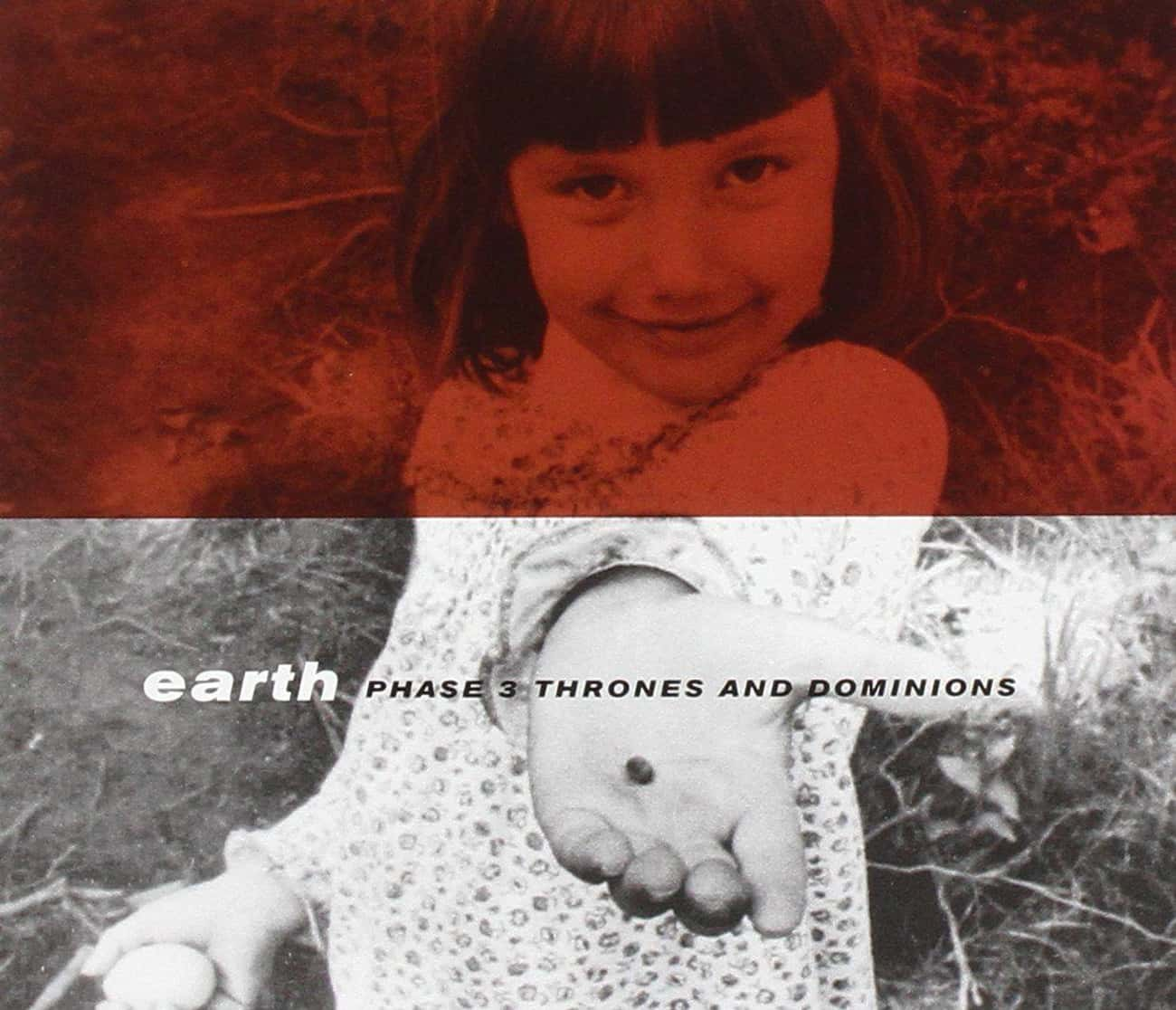 Phase 3: Thrones and Dominions is listed (or ranked) 4 on the list The Best Earth Albums, Ranked