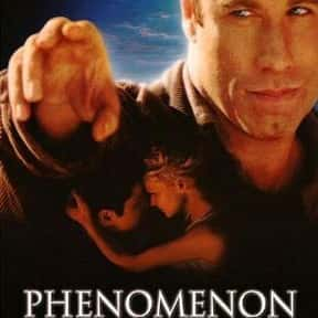 Phenomenon is listed (or ranked) 5 on the list The Best John Travolta Movies