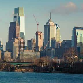 Philadelphia is listed (or ranked) 3 on the list The Best US Cities for Architecture