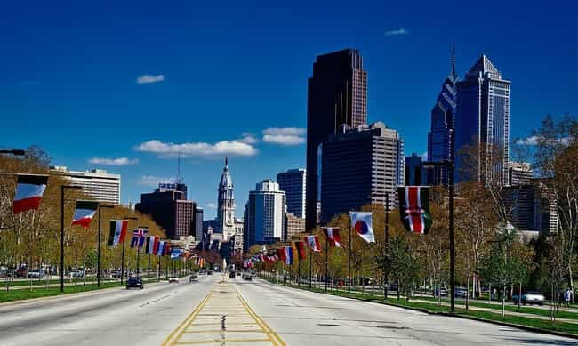 Philadelphia is listed (or ranked) 4 on the list Cities In The U.S. With The Best Museums