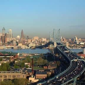 Philadelphia is listed (or ranked) 2 on the list The Best American Cities for Artists