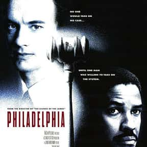 Philadelphia is listed (or ranked) 17 on the list The Best Denzel Washington Movies