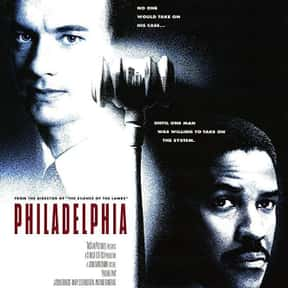 Philadelphia is listed (or ranked) 8 on the list The Best LGBTQ+ Themed Movies