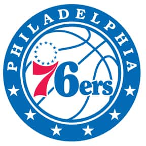 Philadelphia 76ers is listed (or ranked) 15 on the list The Coolest Basketball Team Logos