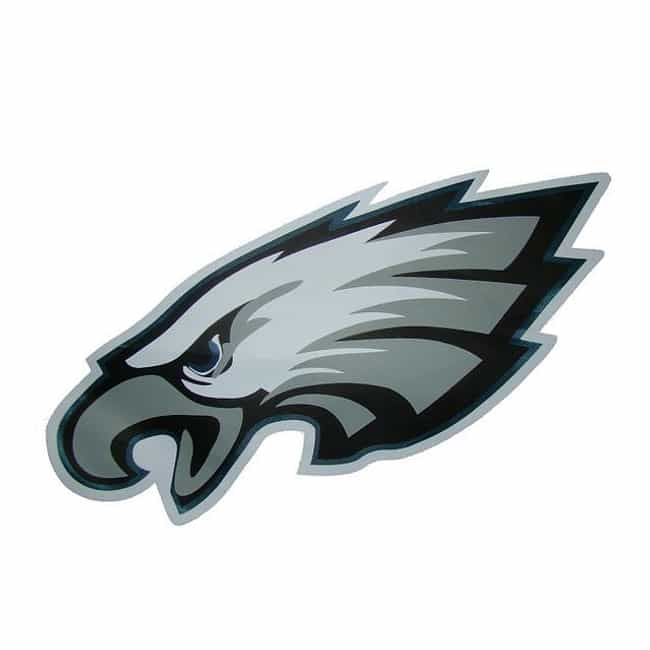 Philadelphia Eagles is listed (or ranked) 4 on the list The Best Sports Teams Named After Birds