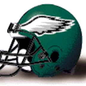 Eagles is listed (or ranked) 6 on the list The Best Current NFL Helmets