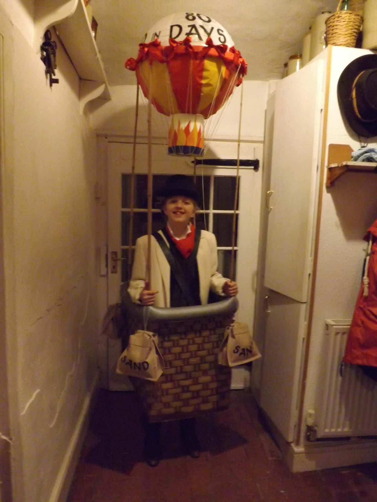 Phileas Fogg is listed (or ranked) 4 on the list 34 Awesome Literary Costume Ideas for Halloween
