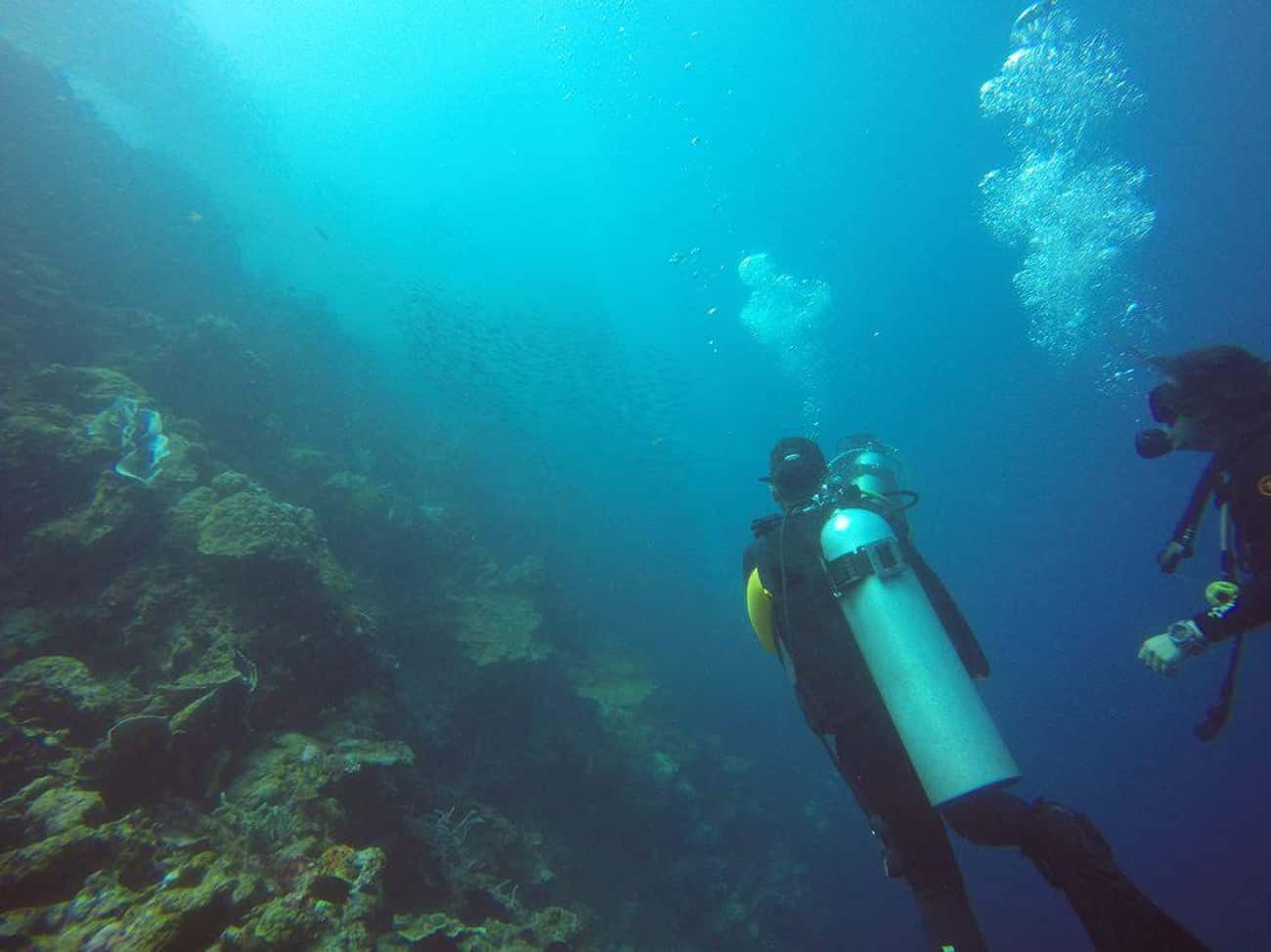 Philippines is listed (or ranked) 4 on the list The Best Countries for Scuba Diving