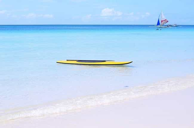 Philippines is listed (or ranked) 1 on the list The Countries with the Best Beaches
