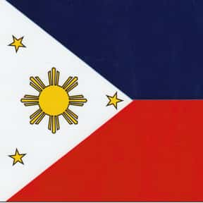 Philippines is listed (or ranked) 22 on the list The Prettiest Flags in the World