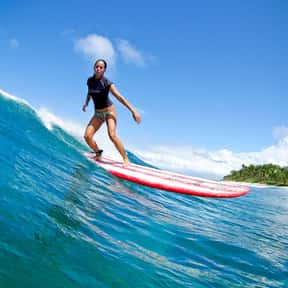 Philippines is listed (or ranked) 15 on the list The Best Countries for Surfing