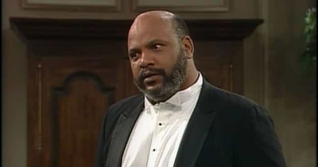 Philip Banks is listed (or ranked) 1 on the list 12 of the Best '90s TV Dads