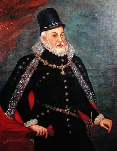 Attempts To Treat Philip II of Spain's Gout Left Him Incapacitated