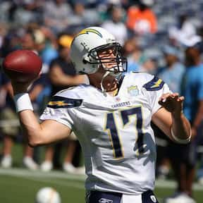 Philip Rivers is listed (or ranked) 11 on the list The Best NFL Players From Alabama