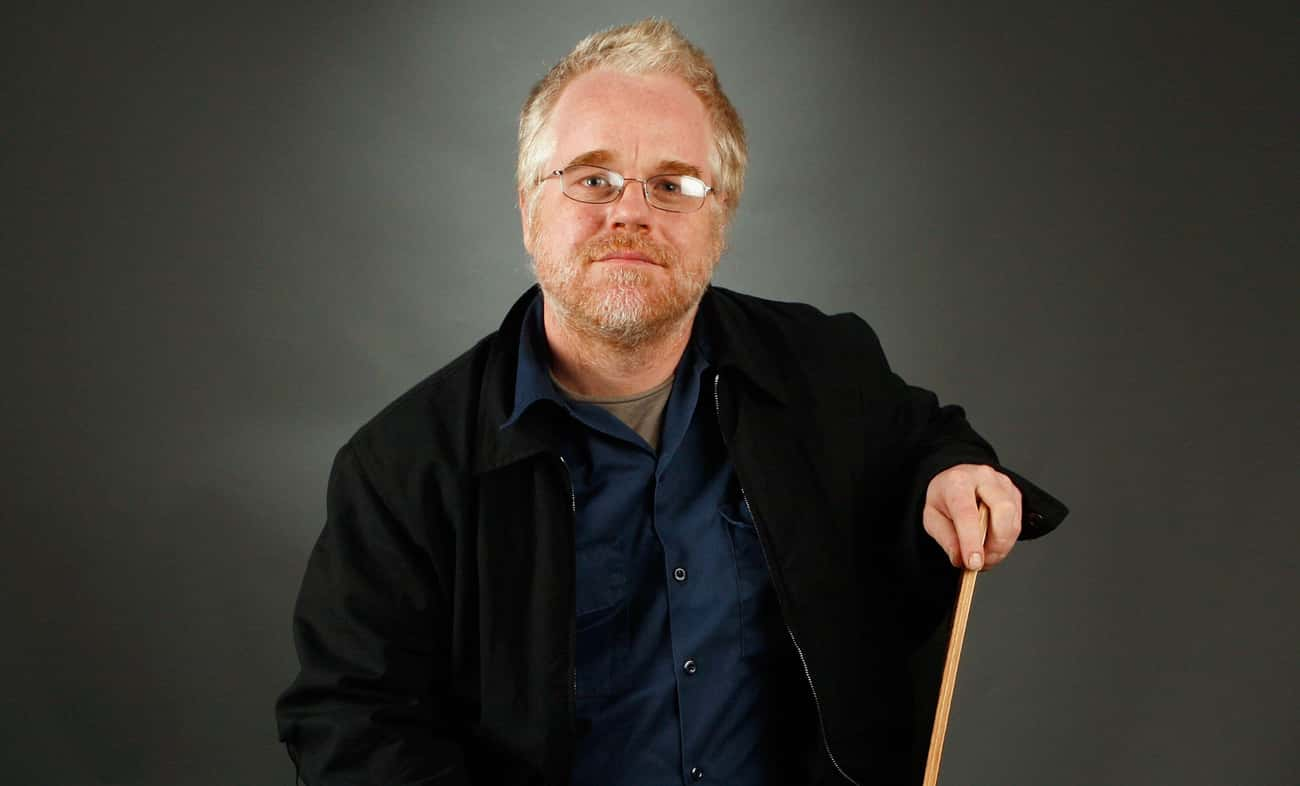 Philip Seymour Hoffman is listed (or ranked) 4 on the list Famous Male Character Actors