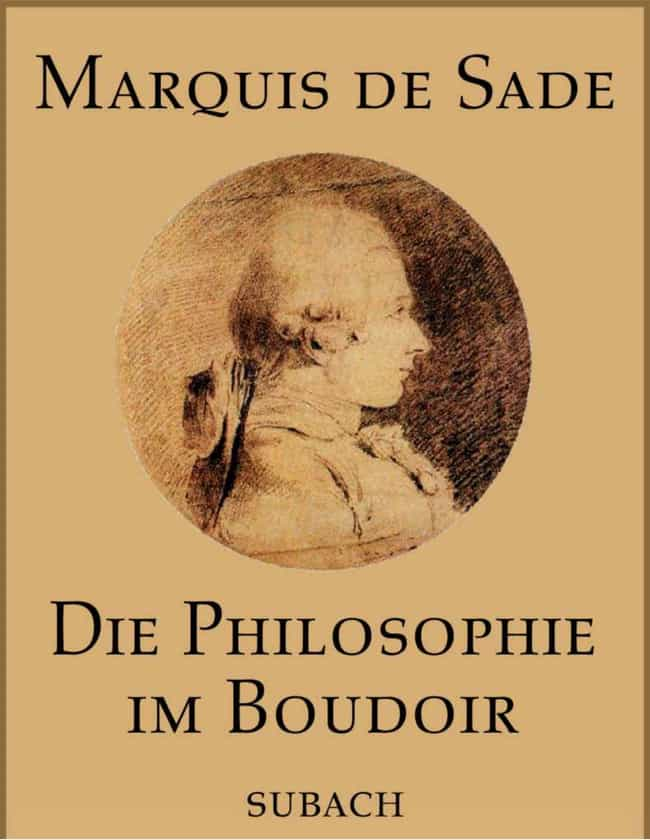 Philosophy in the Bedroo... is listed (or ranked) 1 on the list 18th-Century Erotic Novels Way Dirtier Than 'Fifty Shades Of Grey'