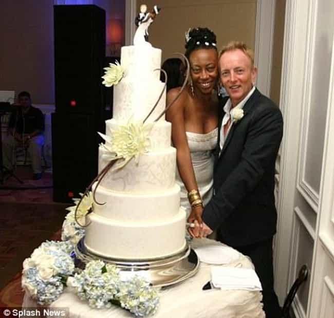 Famous White Men Married To Black Women