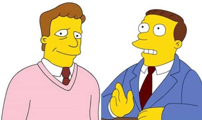 Phil Hartman is listed (or ranked) 3 on the list The Greatest Guest Appearances in The Simpsons History