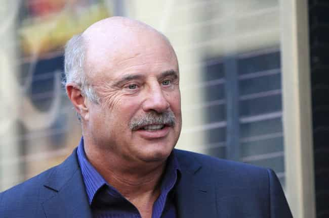 Phil McGraw is listed (or ranked) 1 on the list Famous Male Psychologists