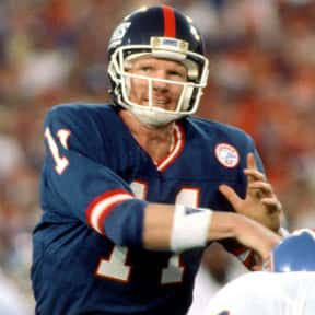 Phil Simms is listed (or ranked) 11 on the list The Best New York Giants of All Time
