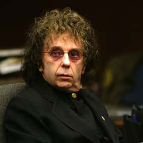 Phil Spector is listed (or ranked) 14 on the list Famous People From The Bronx